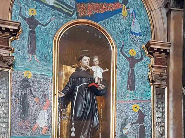 St Anthony Dubrovnik