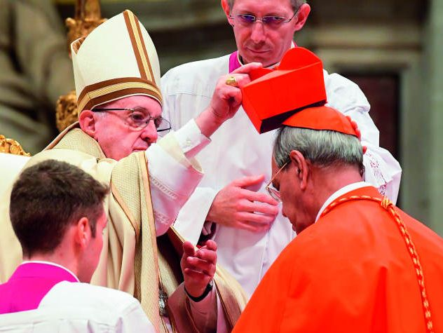 Patrick D'Rozario: First Bangladeshi Cardinal