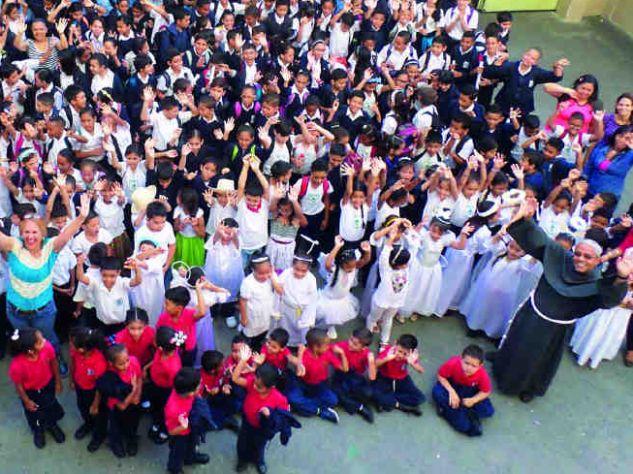 Catholic school in Caracas