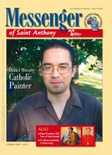Messenger of Saint Anthony - February 2021