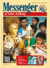 Messenger of Saint Anthony, June 2017