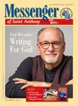 Messenger of Saint Anthony - October 2021