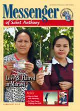 Messenger of Saint Anthony - February 2019