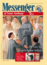 Messenger of Saint Anthony - June 2020