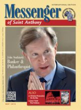 Messenger of Saint Anthony - May 2018