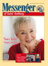 Messenger of Saint Anthony - July/August 2019