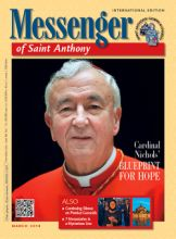 Messenger of Saint Anthony - March 2018