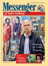 Messenger of Saint Anthony - November 2017