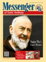 Messenger of Saint Anthony - September 2018