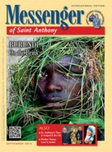 Messenger of Saint Anthony 10 2016