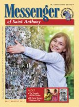 Messenger of Saint Anthony - July/August 2017
