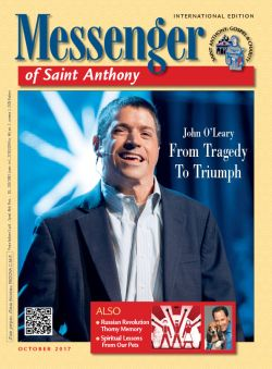 Messenger of Saint Anthony - October 2017