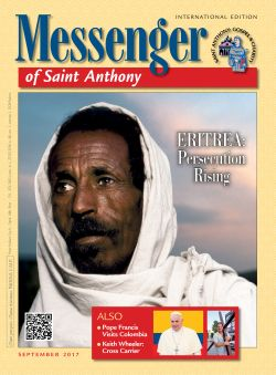 Messenger of Saint Anthony - September 2017